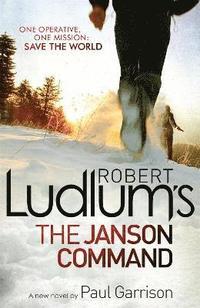 bokomslag Robert ludlums the janson command