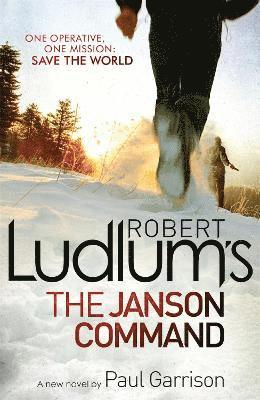bokomslag Robert ludlums the janson command