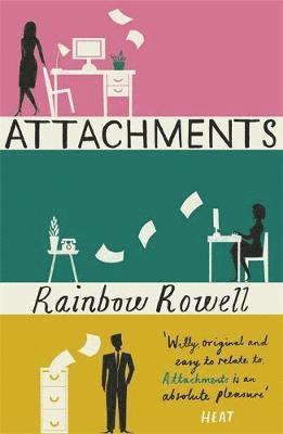bokomslag Attachments
