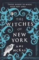 bokomslag The Witches of New York