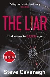 bokomslag The Liar