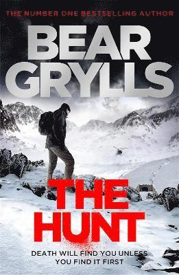 bokomslag Bear Grylls: The Hunt
