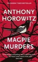 bokomslag Magpie Murders: the Sunday Times bestseller crime thriller with a fiendish twist