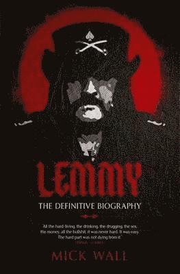 bokomslag Lemmy