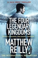 bokomslag The Four Legendary Kingdoms