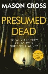 bokomslag Presumed Dead