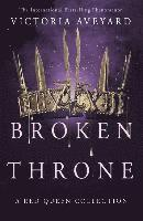 bokomslag Broken Throne