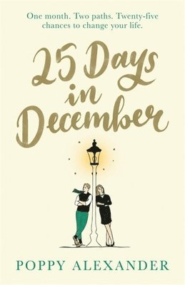 bokomslag 25 Days in December