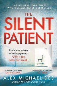 bokomslag The Silent Patient