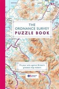 bokomslag The Ordnance Survey Puzzle Book