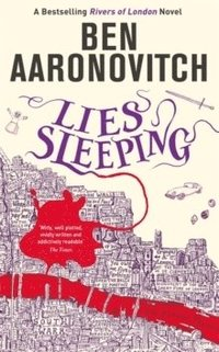 bokomslag Lies Sleeping: The Seventh Rivers of London novel