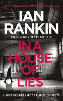 bokomslag In a House of Lies
