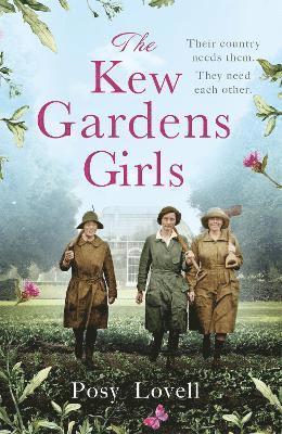 bokomslag The Kew Gardens Girls