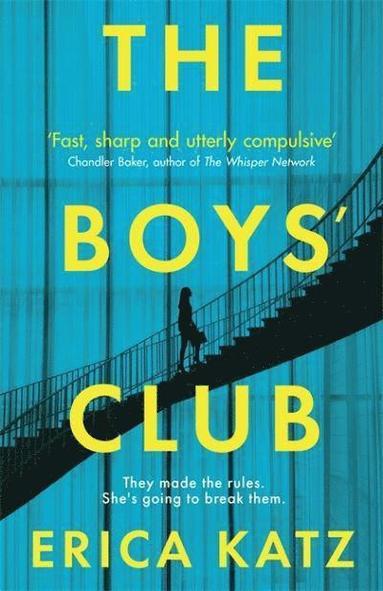 bokomslag The Boys' Club