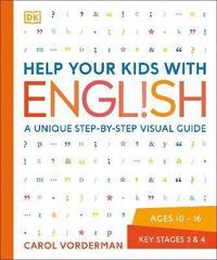 bokomslag Help Your Kids with English