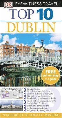 bokomslag Top 10 Dublin