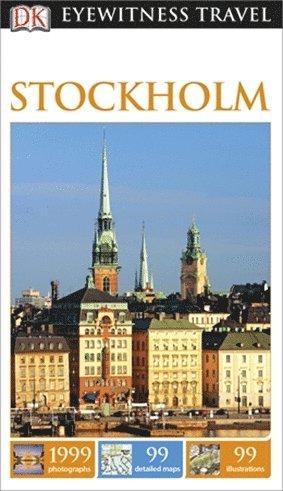 bokomslag DK Eyewitness Travel Guide: Stockholm