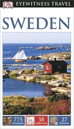 bokomslag DK Eyewitness Travel Guide: Sweden