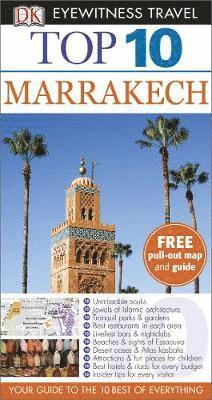 bokomslag Marrakech Top 10