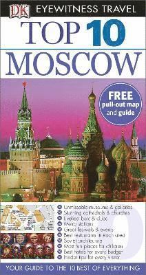 bokomslag Moscow Top 10