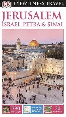 bokomslag Jerusalem, Israel, Petra &; Sinai