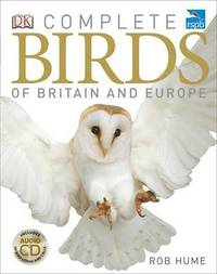 bokomslag RSPB Complete Birds of Britain and Europe