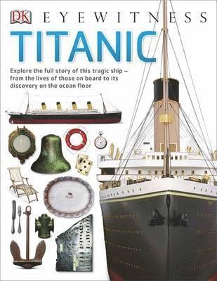 bokomslag Titanic