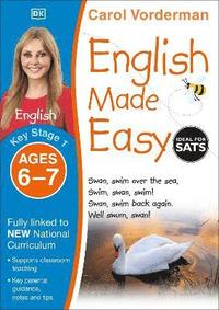 bokomslag English Made Easy Ages 6-7 Key Stage 1