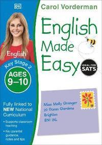 bokomslag English Made Easy Ages 9-10 Key Stage 2