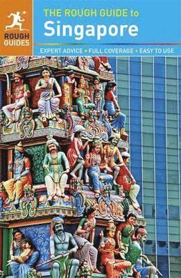 bokomslag The Rough Guide to Singapore 7th Edition
