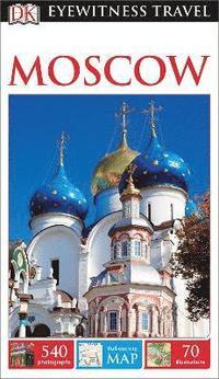 bokomslag DK Eyewitness Moscow
