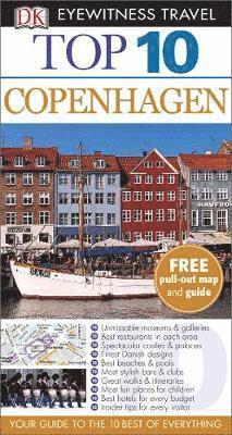 bokomslag Top 10 Copenhagen
