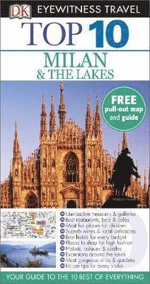 bokomslag Milan & the Lakes Top 10