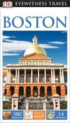 bokomslag DK Eyewitness Travel Guide Boston