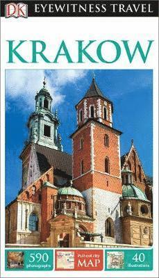 bokomslag Krakow