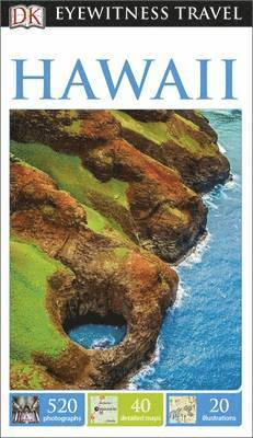 bokomslag DK Eyewitness Travel Guide Hawaii