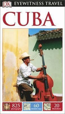 bokomslag DK Eyewitness Travel Guide Cuba