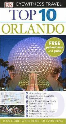 bokomslag DK Eyewitness Top 10 Travel Guide: Orlando