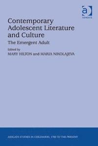 bokomslag Contemporary Adolescent Literature and Culture