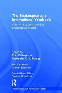 bokomslag The Shakespearean International Yearbook