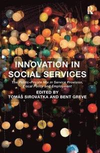 bokomslag Innovation in Social Services