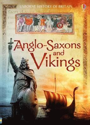 bokomslag Anglo-Saxons and Vikings