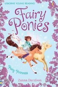 bokomslag The Pony Princess