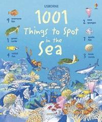 bokomslag 1001 Things to Spot in the Sea