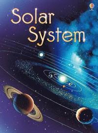 bokomslag The Solar System