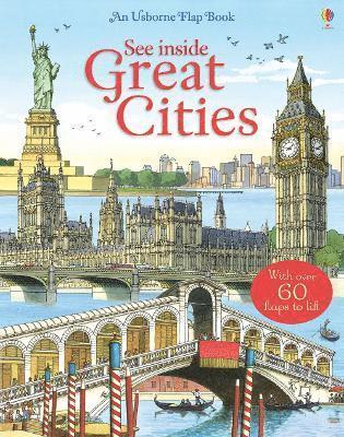 bokomslag See Inside Great Cities