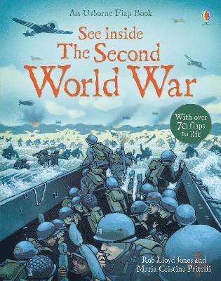 bokomslag See Inside Second World War