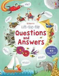bokomslag Lift the Flap Questions and Answers