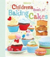 bokomslag Children's Book of Baking Cakes