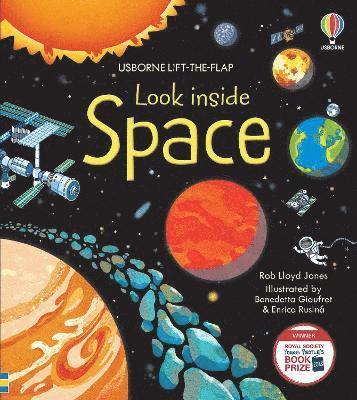 bokomslag Look Inside Space